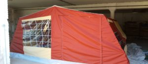 CT6/2 mit neuem Zelt
